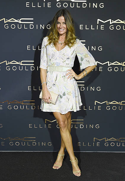 Kelly Bensimon Attends The M A C Cosmetics Ellie Goulding Art Basel Performance At Miami Beach Edition