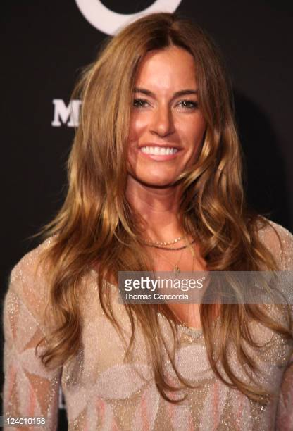 Kelly Bensimon attends the Missoni for Target Private Launch Event on September 7 2011 in New York City
