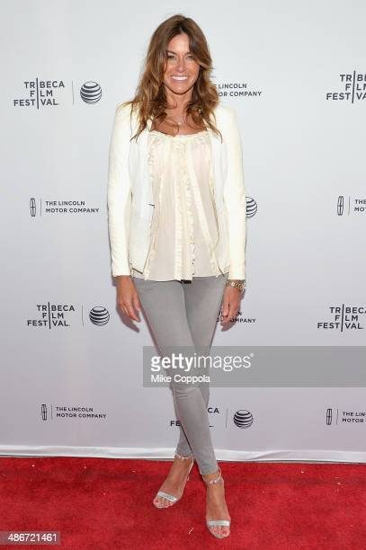 Kelly Bensimon attends the Sister Premiere during the 2014 Tribeca Film Festival at the SVA Theater on April 25 2014 in New York City