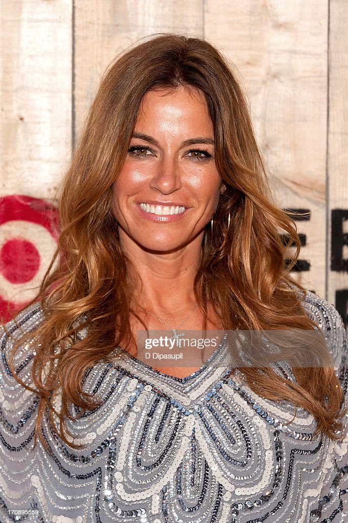 Kelly Bensimon attends the Target FEED Collaboration launch at Brooklyn Bridge Park on June 19, 2013 in New York City.