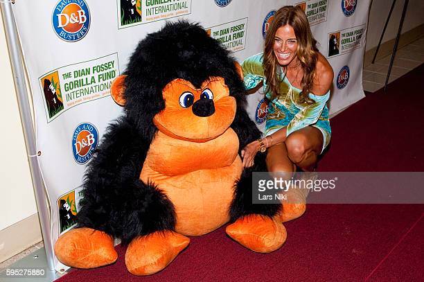 "Kelly Bensimone attends the ""2010 Celebrity Skee Ball Tournament"" to benefit the Dian Fossey Gorilla Fund International at Dave and Busters in New..."