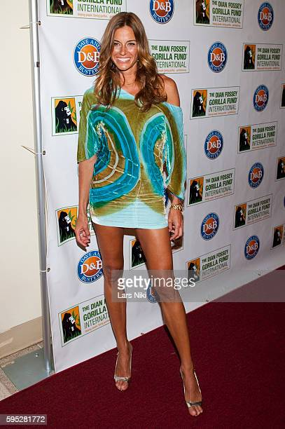 Kelly Bensimone attends the 2010 Celebrity Skee Ball Tournament to benefit the Dian Fossey Gorilla Fund International at Dave and Busters in New York...