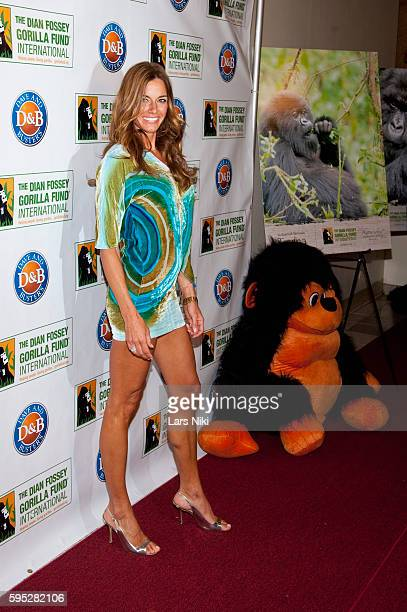 Kelly Bensimone attends the '2010 Celebrity Skee Ball Tournament' to benefit the Dian Fossey Gorilla Fund International at Dave and Busters in New...