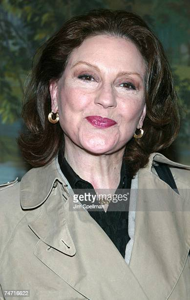 Kelly Bishop at the New York Sheraton in New York City New York