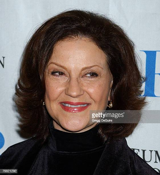 Kelly Bishop at the The Museum of Television Radio in Beverly Hills California