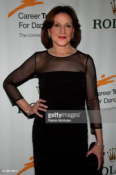 Kelly Bishop attends CAREER TRANSITION FOR DANCERS 23rd Anniversary Jubilee ON BROADWAY at The Hilton Hotel on October 27 2008 in New York City