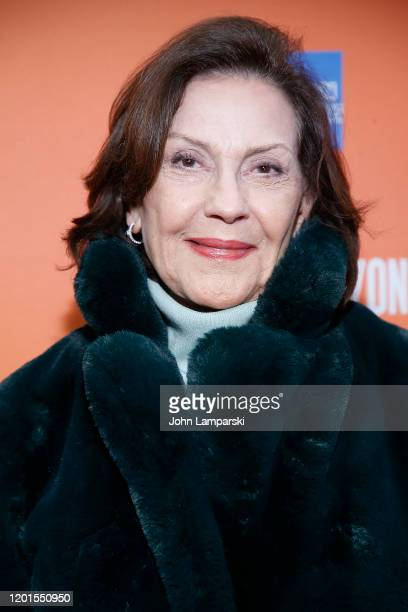 Kelly Bishop attends Grand Horizons Broadway opening night at Hayes Theater on January 23 2020 in New York City
