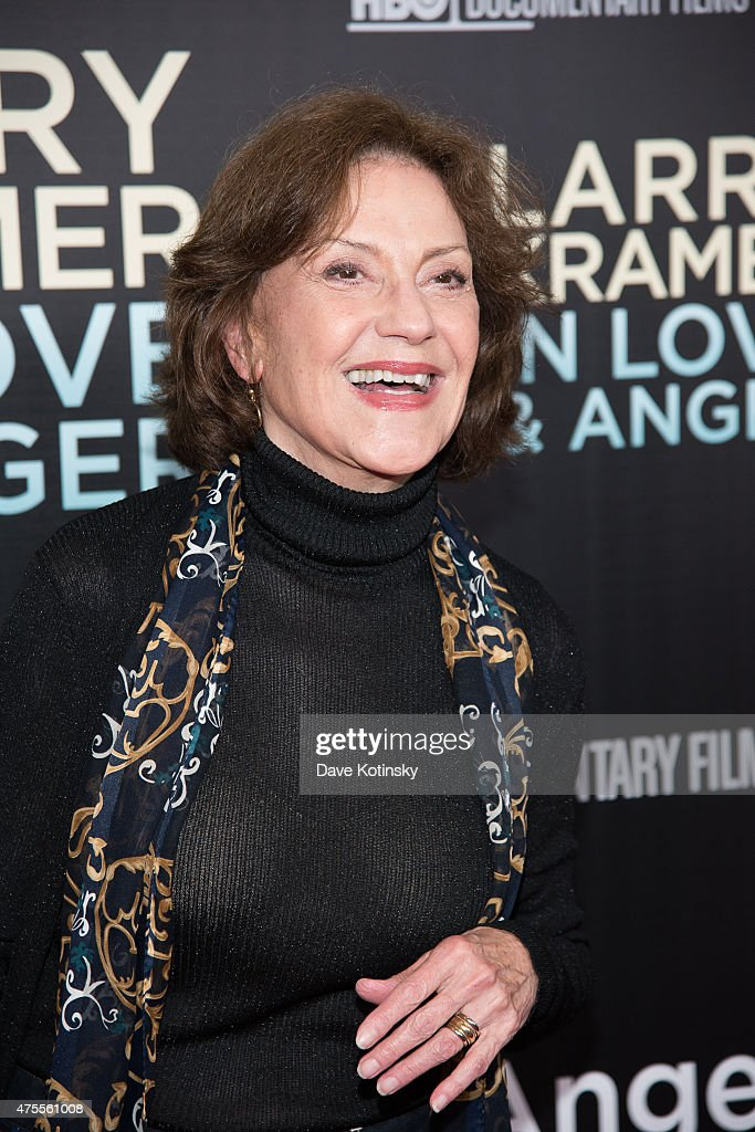 """""""Larry Kramer In Love And Anger"""" New York Premiere : News Photo"""