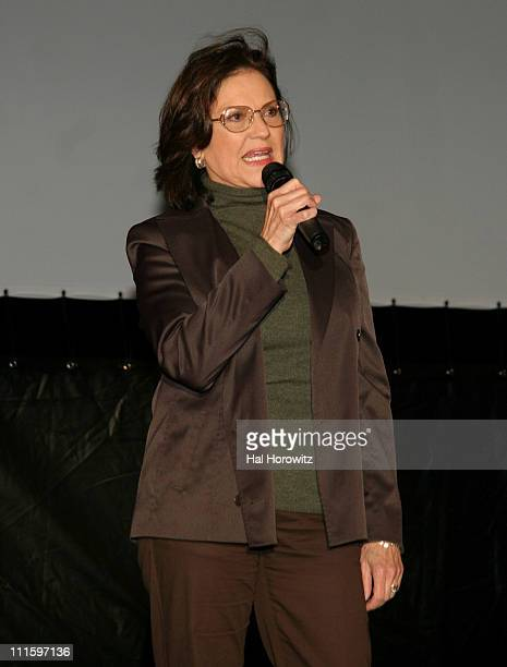 Kelly Bishop during 6th Annual Tribeca Film Festival 20th Anniversary Screening of Dirty Dancing at Clearview Cinemas in New York City New York...