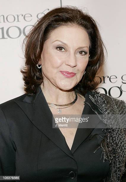 Kelly Bishop during The Gilmore Girls Celebrate 100th Episode at The Space in Santa Monica California United States