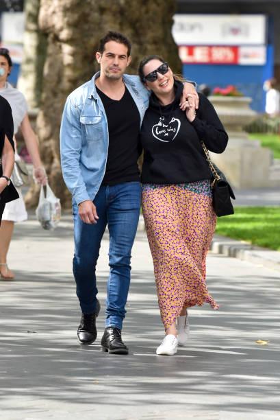 GBR: London Celebrity Sightings - July 13, 2020