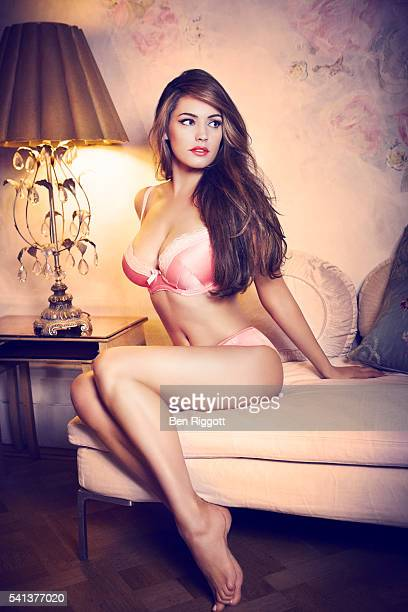 Kelly Brook is photographed for New Look Magazine on November 9 2011