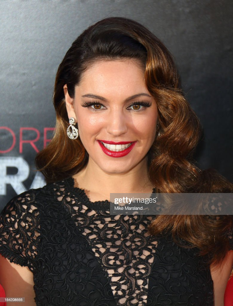 Kelly Brook Joins The Cast Of Crazy Horse - Photocall