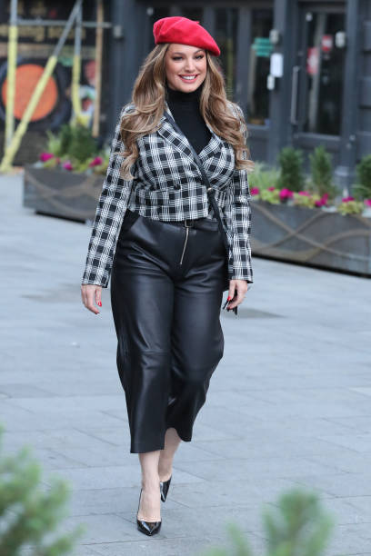 GBR: London Celebrity Sightings - November 23, 2020