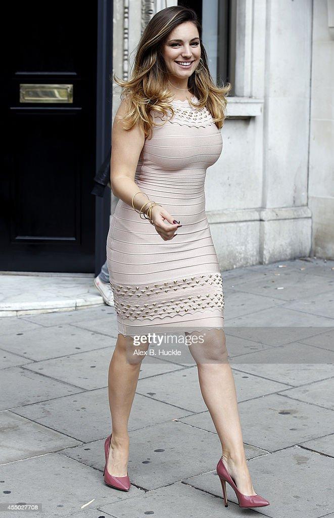 London Celebrity Sightings  - SEPTEMBER 9, 2014 : Fotografía de noticias