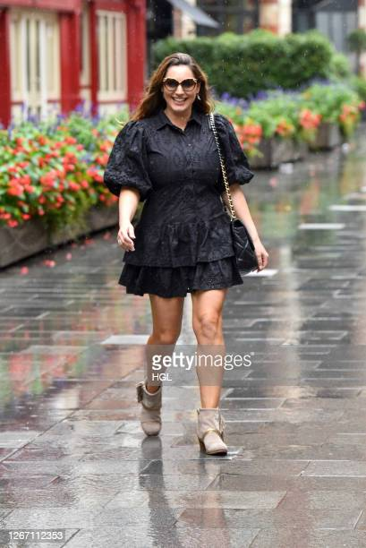 Kelly Brook sighting on August 19 2020 in London England