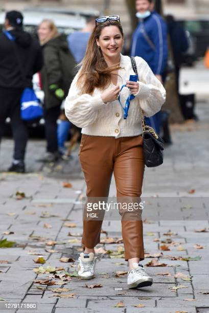 Kelly Brook sighting on October 08 2020 in London England