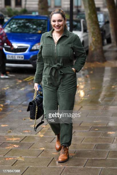 Kelly Brook sighting on October 09, 2020 in London, England.