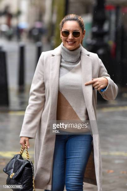 Kelly Brook sighting on October 13 2020 in London England