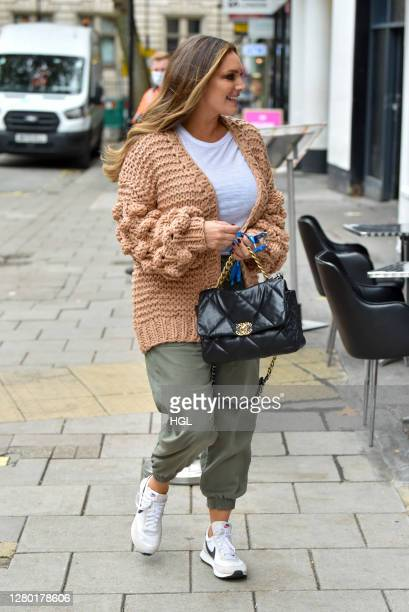 Kelly Brook sighting on October 14 2020 in London England