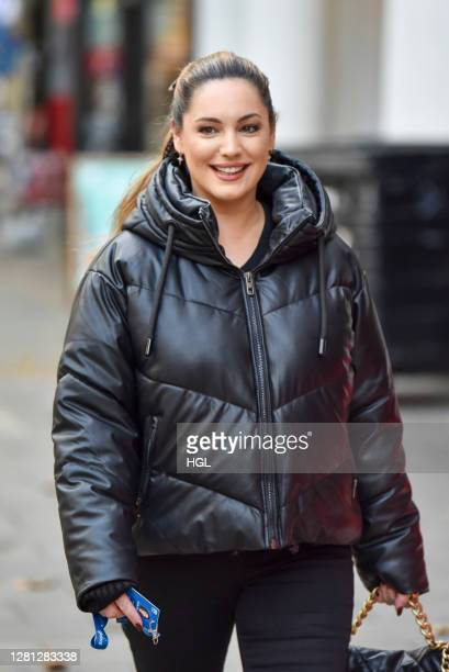 Kelly Brook sighting on October 20 2020 in London England