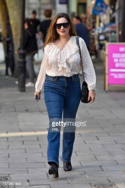Kelly Brook sighting on September 21 2020 in London England