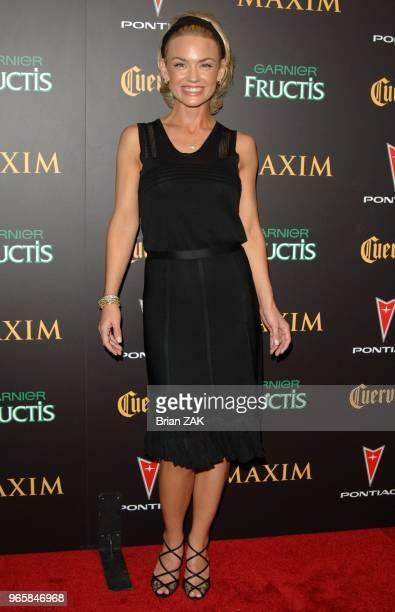Kelly Carlson arrives to the 2006 Maxim Hot List Party held at Buddah Bar New York City BRIAN ZAK