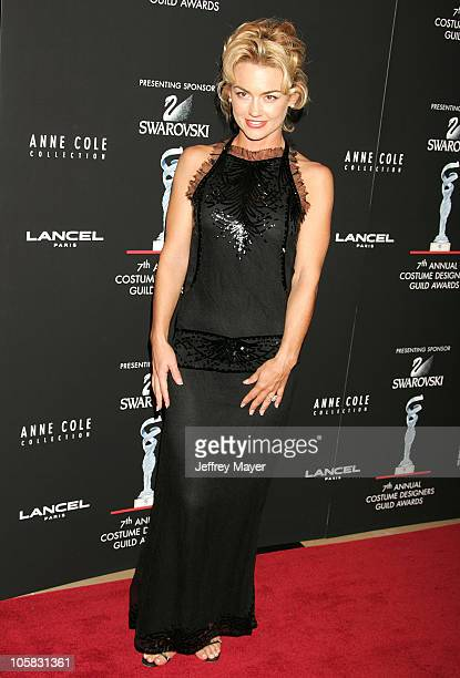 Kelly Carlson during 7th Annual Costume Designers Guild Awards Gala at The Beverly Hilton Hotel in Beverly Hills California United States