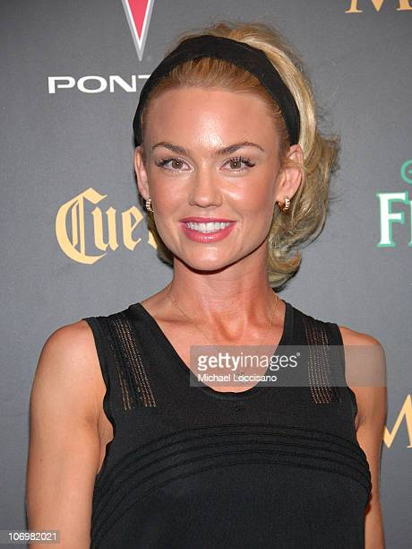 Kelly Carlson during 7th Annual Maxim Hot 100 Party at Buddha Bar in New York City New York United States