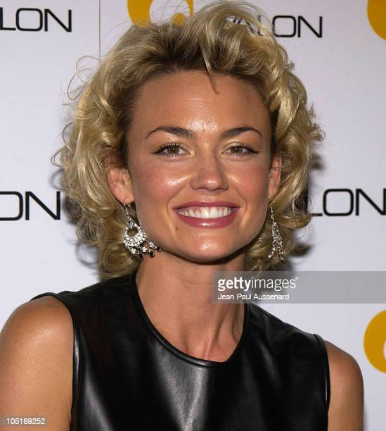 Kelly Carlson during Avalon Hollywood Grand Opening Arrivals at Avalon in Hollywood California United States