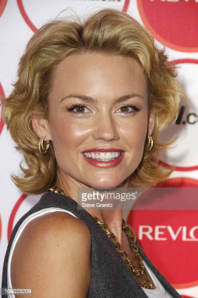 Kelly Carlson during Entertainment Weekly Magazine 4th Annual PreEmmy Party Arrivals at Republic in Los Angeles California United States
