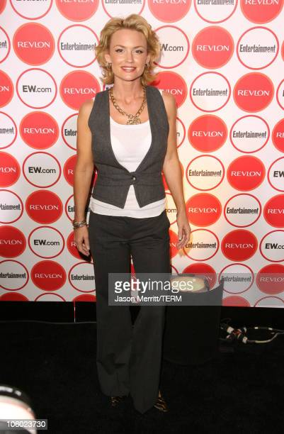 Kelly Carlson during Entertainment Weekly's 4th Annual PreEmmy Party at Republic in West Hollywood California United States