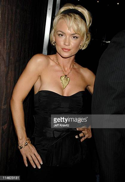 Kelly Carlson during First Annual Spike TV's Guys Choice Backstage and Audience at Radford Studios in Los Angeles California United States