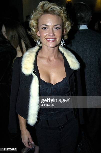 Kelly Carlson during Fox TCA All Star Party at Dolce-Inside Coverage at Dolce in Los Angeles, California, United States.