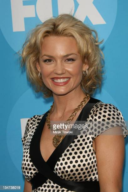 Kelly Carlson during FOX TCA Party Red Carpet at Ritz Carlton Huntington Hotel in New York City New York United States