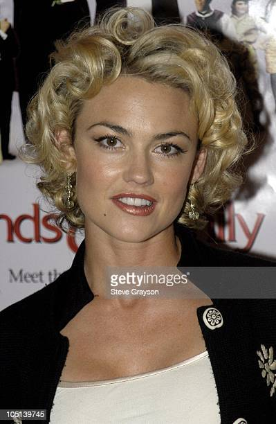 "Kelly Carlson during ""Friends and Family"" - Los Angeles Premiere at Laemmles Monica 4-Plex in Santa Monica, California, United States."