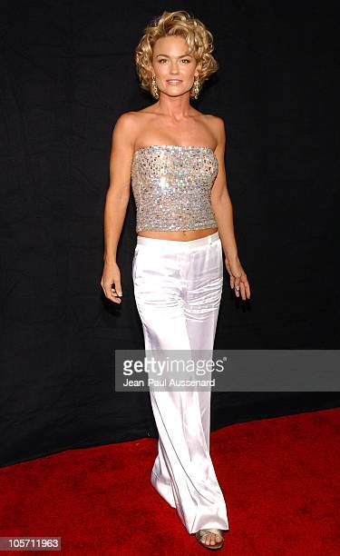 Kelly Carlson during FX Networks Nip/Tuck 3rd Season Premiere Screening Arrivals at El Capitan Theatre in Hollywood California United States