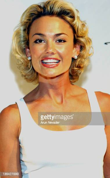 Kelly Carlson during Grand Opening Of The Donald J Pliner Boutique In Beverly Hills Benefiting The Mark Wahlberg Youth Foundation - Arrivals at...