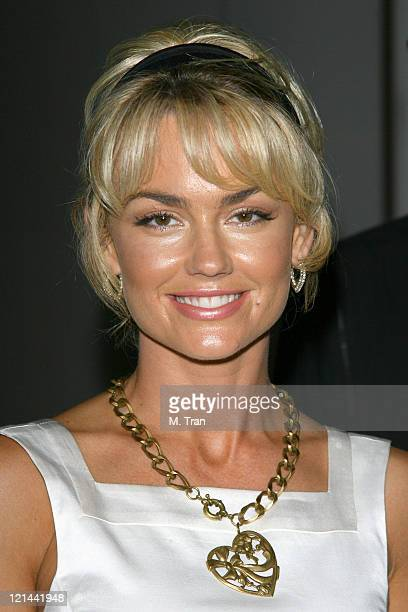 Kelly Carlson during Harry Morton's Pink Taco Restaurant Celebrates the Opening of New Los Angeles Outpost at Pink Taco Century City Mall in Century...