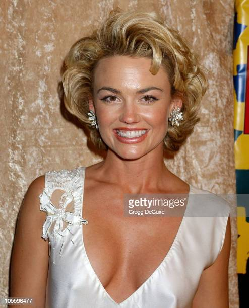 Kelly Carlson during HBO Post Award Reception Celebrating The 62nd Annual Golden Globe Awards Arrivals at Griff's Restaurant in Beverly Hills...