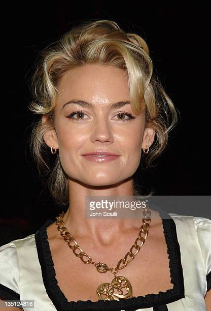 Kelly Carlson during InStyle Magazine Summer Soiree at Private Residence in Beverly Hills California United States