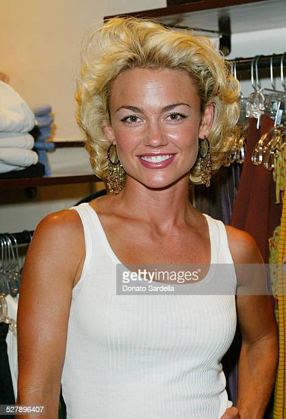 Kelly Carlson during Launch Party For How To Become Famous In Two Weeks or Less Sponsored By Ciroc at Tracey Ross Store in West Hollywood California...
