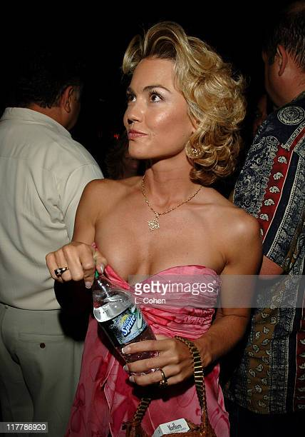 Kelly Carlson during Maxim Magazine's Hot 100 Inside at The Day After in Hollywood California United States