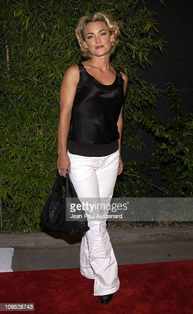 Kelly Carlson during Movieline's Hollywood Life Magazine Kickoff Party Sponsored by Ciroc-Snap Frost Vodka, Parasuco Jeans and The Unusual Suspects...