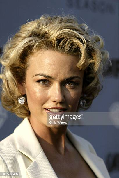 "Kelly Carlson during ""Nip/Tuck Season 2"" Premiere - Red Carpet at Paramount Theatre in Los Angeles, California, United States."