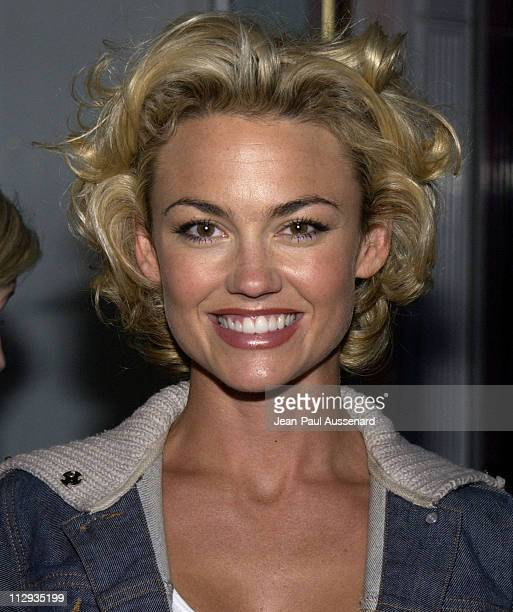 Kelly Carlson during Opening of Belle Gray Lisa Rinna's New Clothing Boutique at Belle Gray in Sherman Oaks California United States