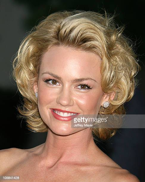 "Kelly Carlson during Season Four Premiere Screening Of ""Nip/Tuck"" - Arrivals at Paramount Studios in Hollywood, California, United States."