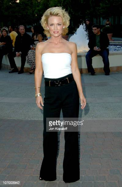 "Kelly Carlson during Season Four Premiere Screening Of ""Nip/Tuck"" - Arrivals at Paramount Studios in Los Angeles, California, United States."