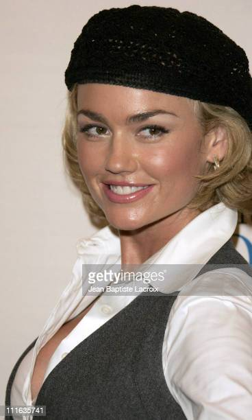 Kelly Carlson during The 24th Annual William S Paley Television Festival An Evening with Nip/Tuck Arrivals at DGA in West Hollywood California United...