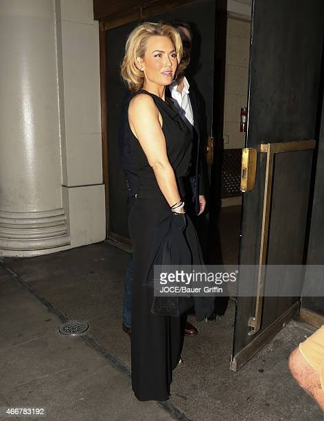 Kelly Carlson is seen in Los Angeles on March 14, 2015 in Los Angeles, California.